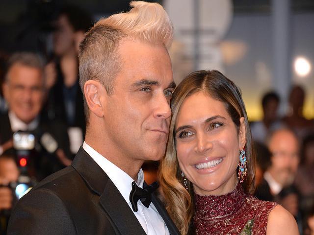 Robbie Williams ve Ayda Field Zor Günler Geçiriyor