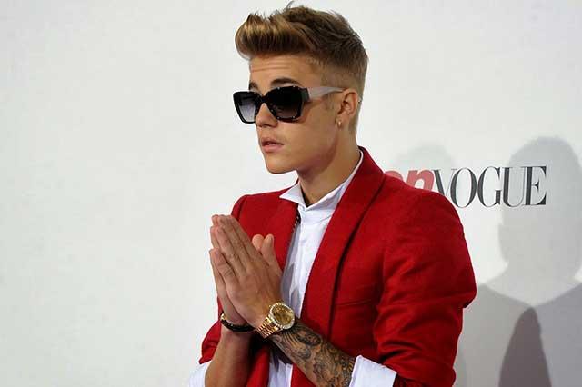 Justin Bieber Yeni Albümünün Hazırlıklarını Tamamladı