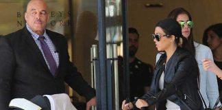 Kourtney Kardashian Artık Sadece Bebeği ile İlgileniyor