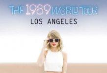 Taylor Swift'in 1989 Dünya Turu: Kalabalıktaki Yıldızlar