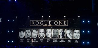 Riz Ahmed, Star Wars Rogue One'da Rol Alıyor