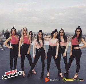 Başarılı dans yıldız Burcu Gidenoğlu, profesyonel dans ekibi ile birlikte gösterilere çıkıyor.